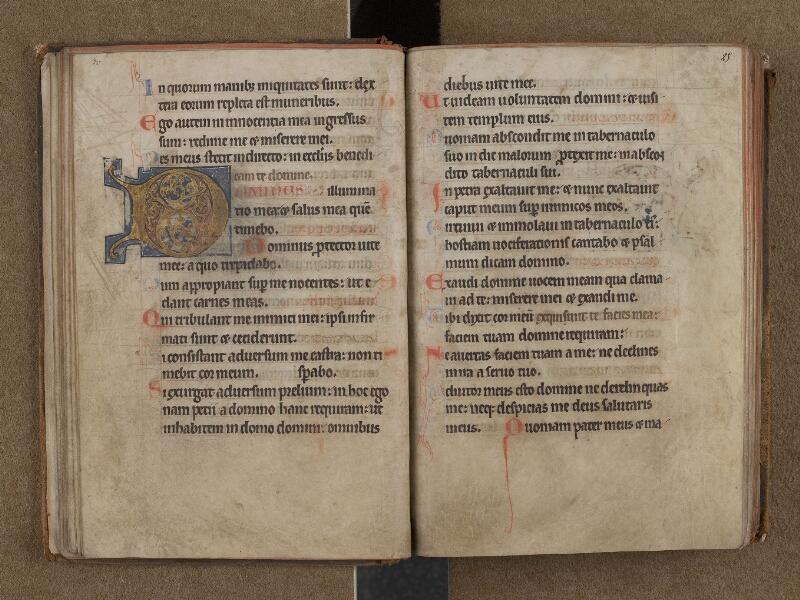 SAINT-OMER, Bibliothèque municipale, 0232, f. 024v - 025