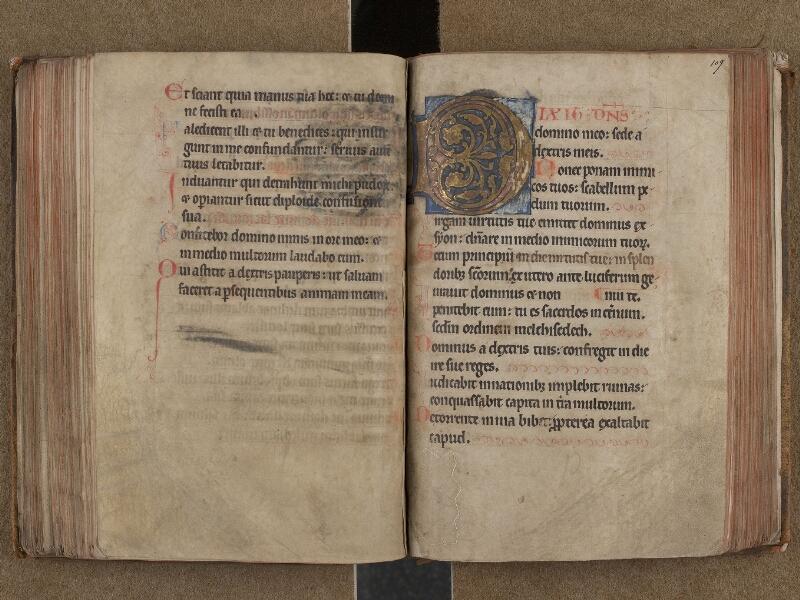 SAINT-OMER, Bibliothèque municipale, 0232, f. 108v - 109