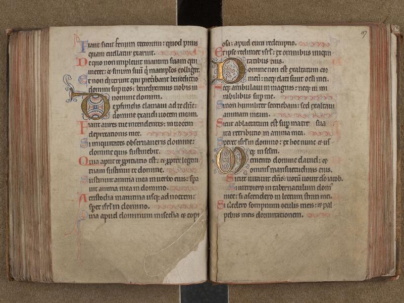 SAINT-OMER, Bibliothèque municipale, 0232, f. 126v - 127