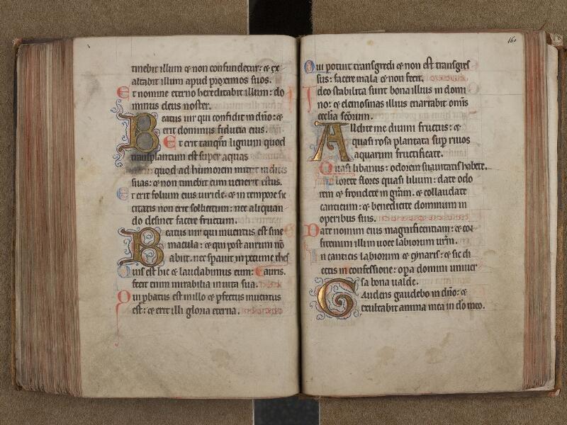 SAINT-OMER, Bibliothèque municipale, 0232, f. 159v - 160