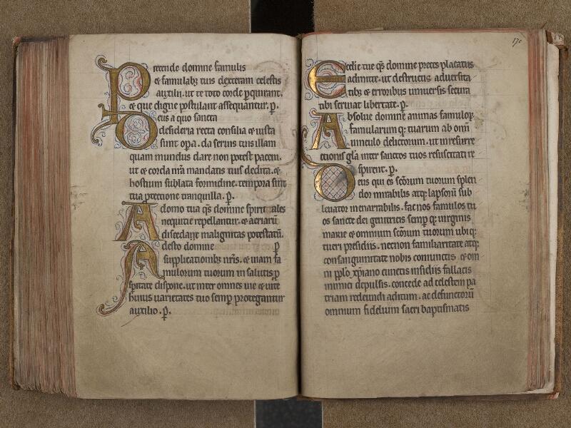 SAINT-OMER, Bibliothèque municipale, 0232, f. 169v - 170