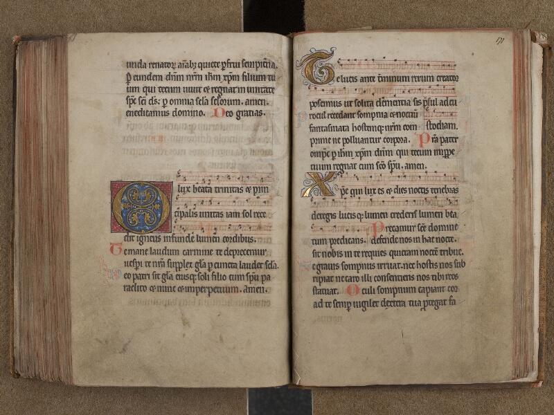 SAINT-OMER, Bibliothèque municipale, 0232, f. 170v - 171