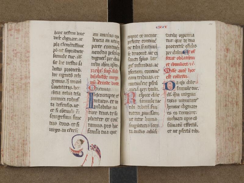 SAINT-OMER, Bibliothèque municipale, 0250, f. 130v - 131