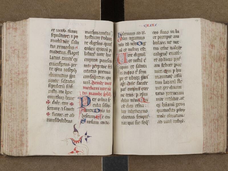 SAINT-OMER, Bibliothèque municipale, 0250, f. 138v - 139
