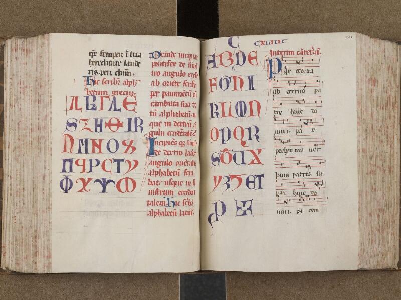 SAINT-OMER, Bibliothèque municipale, 0250, f. 153v - 154