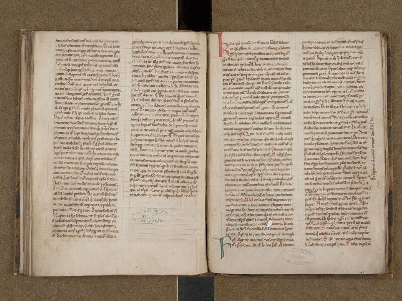 SAINT-OMER, Bibliothèque municipale, 0253, f. 032v - 033