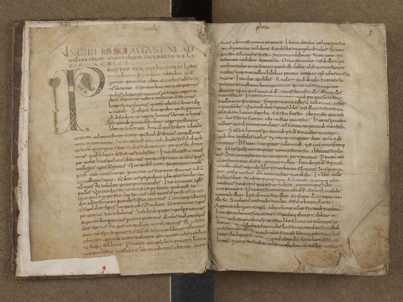 SAINT-OMER, Bibliothèque municipale, 0254, f. 001v - 002