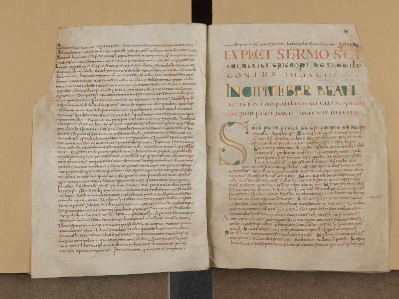 SAINT-OMER, Bibliothèque municipale, 0254, f. 035v - 036