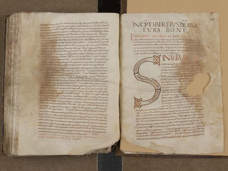 SAINT-OMER, Bibliothèque municipale, 0254, f. 122v - 123