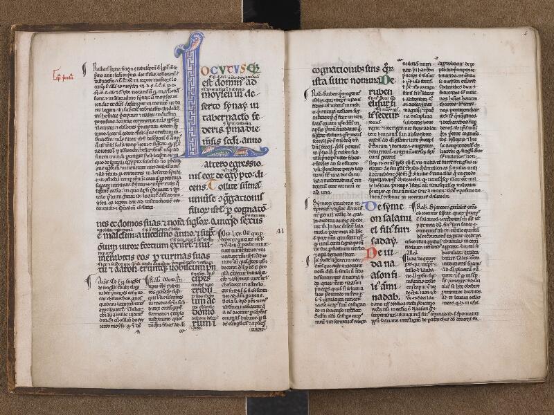 SAINT-OMER, Bibliothèque municipale, 0271, f. 003v - 004