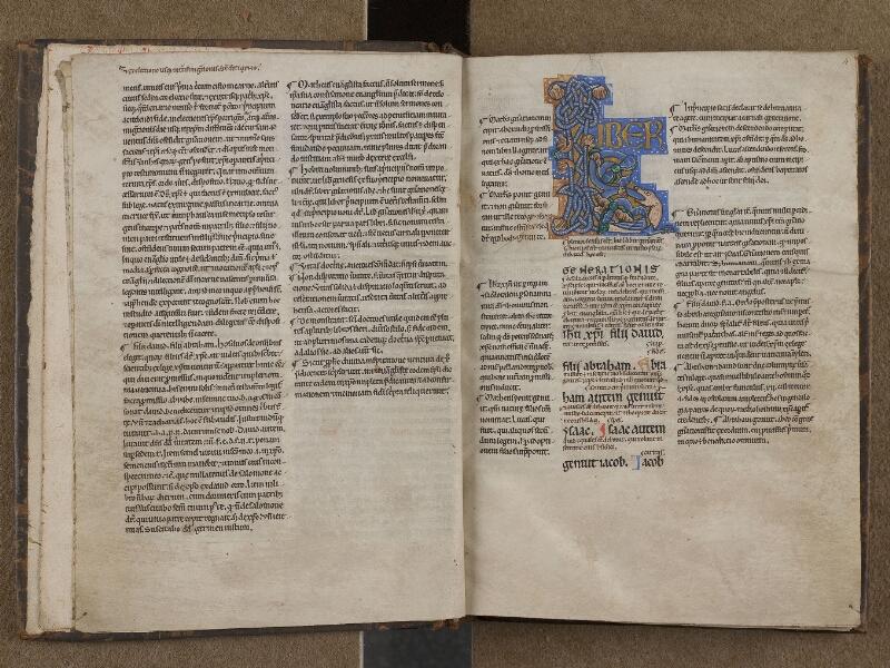 SAINT-OMER, Bibliothèque municipale, 0274, f. 003v - 004