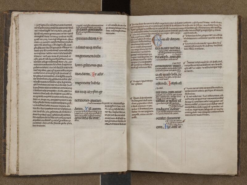 SAINT-OMER, Bibliothèque municipale, 0274, f. 007v - 008