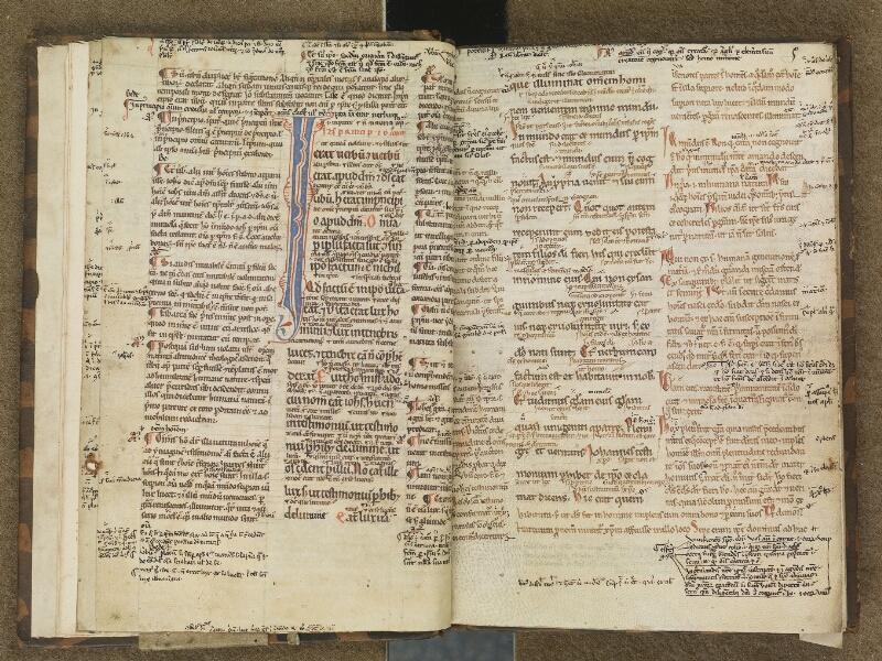 SAINT-OMER, Bibliothèque municipale, 0281, f. 004v - 005
