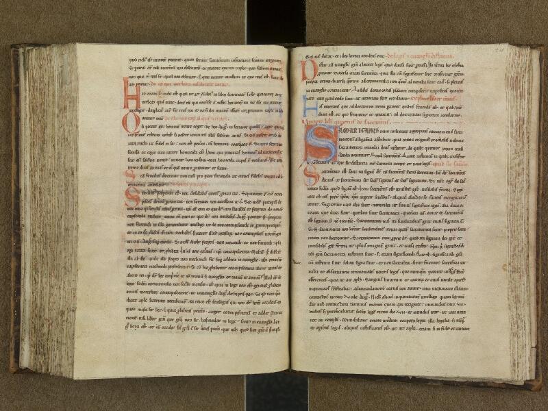 SAINT-OMER, Bibliothèque municipale, 0286, f. 217v - 218