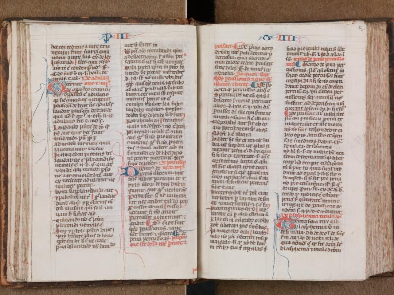 SAINT-OMER, Bibliothèque municipale, 0287, vol. 1, f. 025v - 026