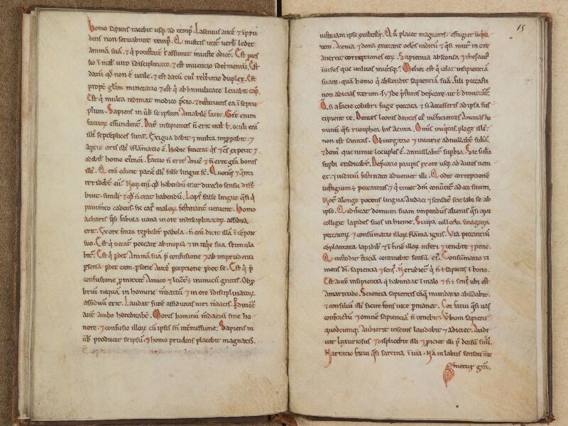 SAINT-OMER, Bibliothèque municipale, 0290, f. 014v - 015