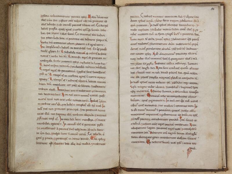 SAINT-OMER, Bibliothèque municipale, 0290, f. 037v - 038