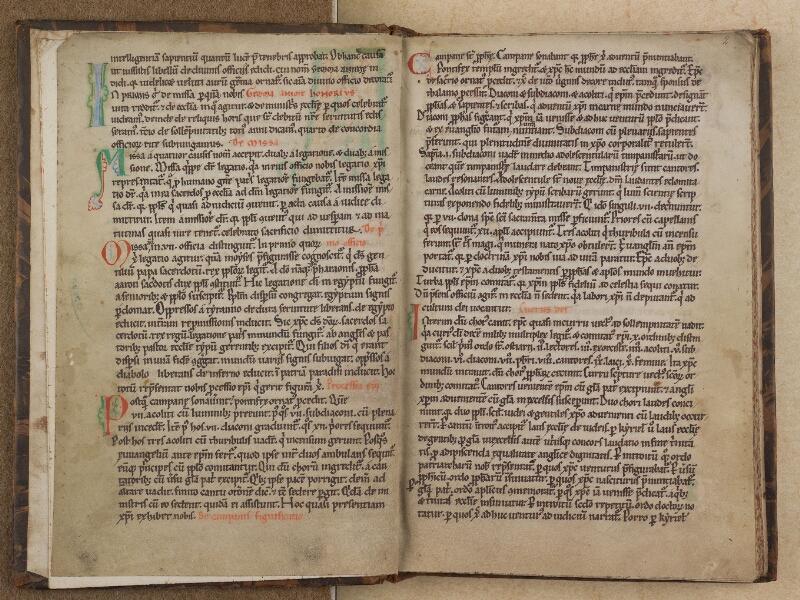 SAINT-OMER, Bibliothèque municipale, 0304, f. 001v - 002