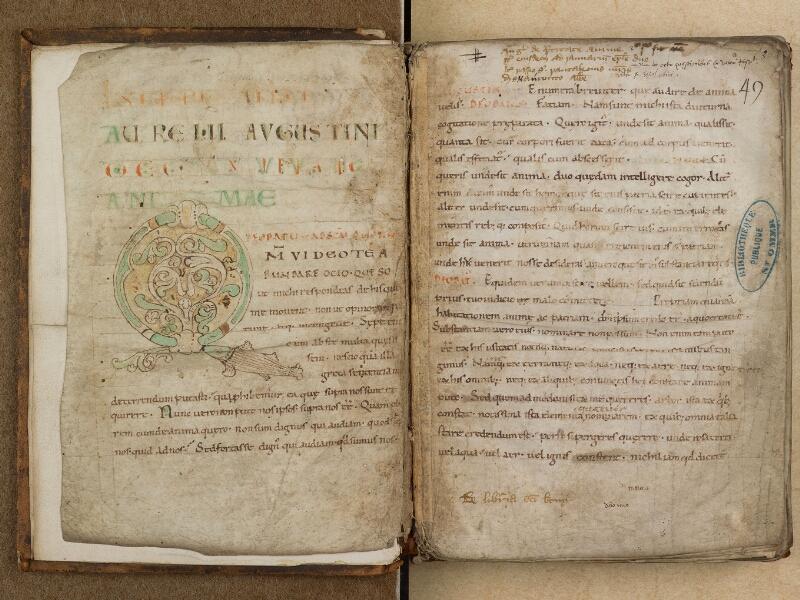 SAINT-OMER, Bibliothèque municipale, 0311, f. 001v - 002