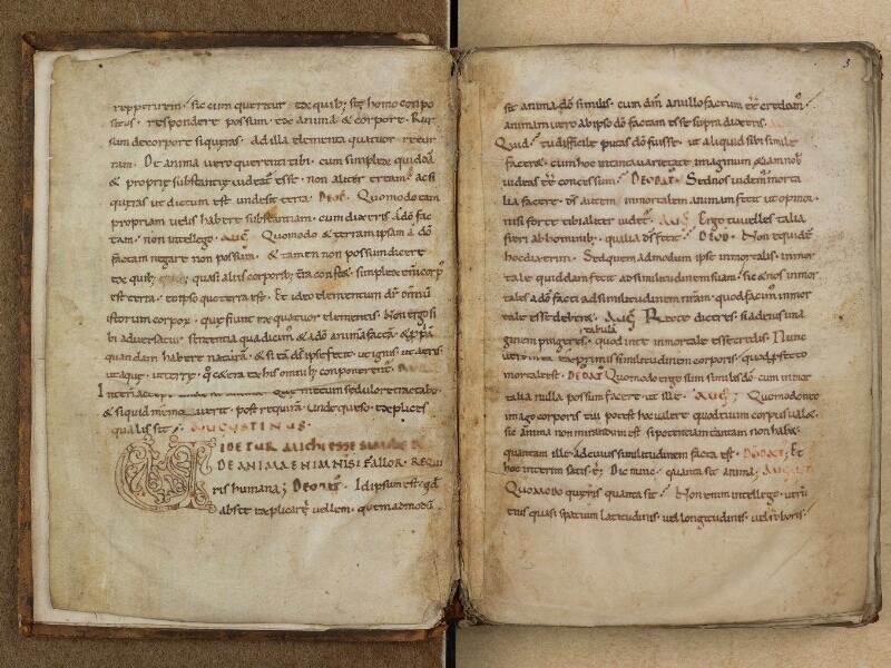 SAINT-OMER, Bibliothèque municipale, 0311, f. 002v - 003
