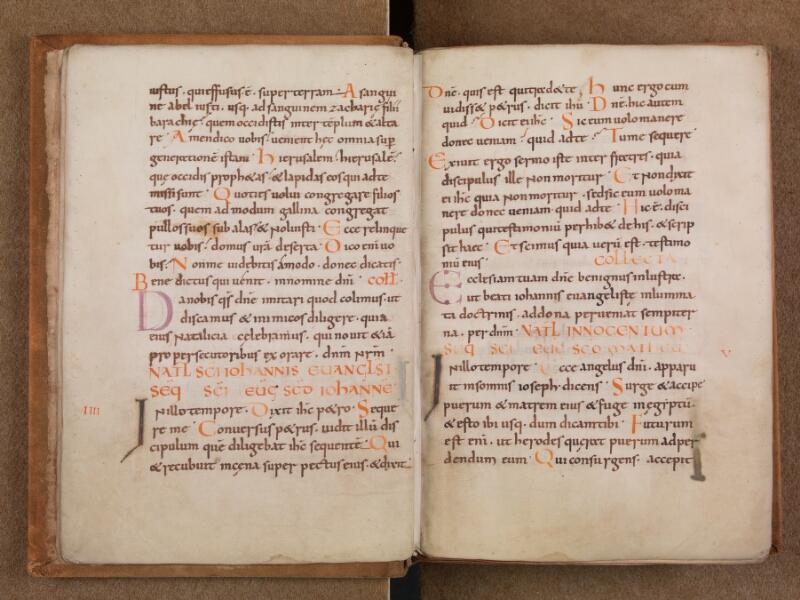 SAINT-OMER, Bibliothèque municipale, 0342 bis, f. 003v - 004
