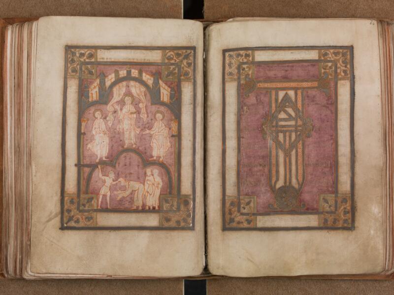 SAINT-OMER, Bibliothèque municipale, 0342 bis, f. 063v - 064