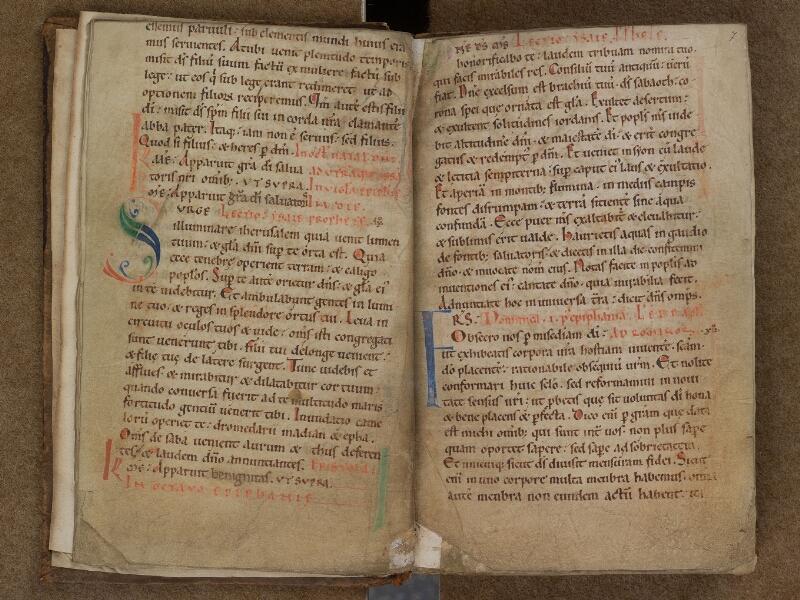 SAINT-OMER, Bibliothèque municipale, 0346, f. 006v - 007