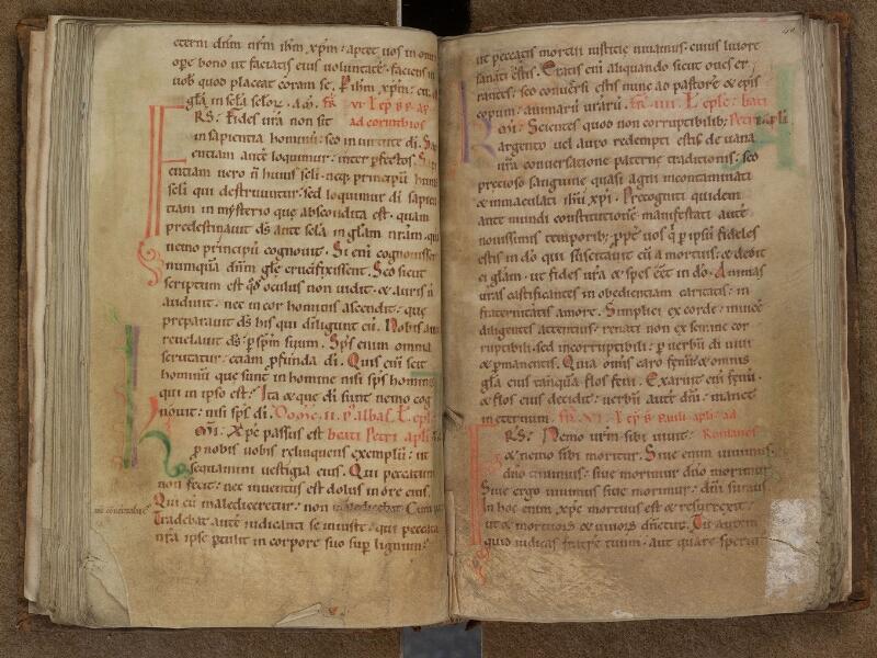 SAINT-OMER, Bibliothèque municipale, 0346, f. 039v - 040
