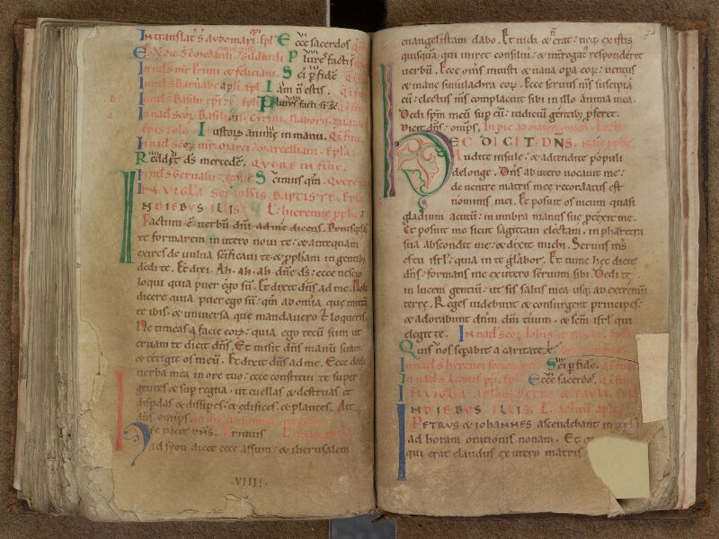 SAINT-OMER, Bibliothèque municipale, 0346, f. 073v - 074
