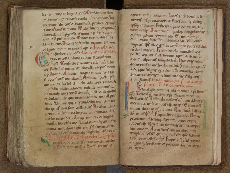 SAINT-OMER, Bibliothèque municipale, 0346, f. 090v - 091
