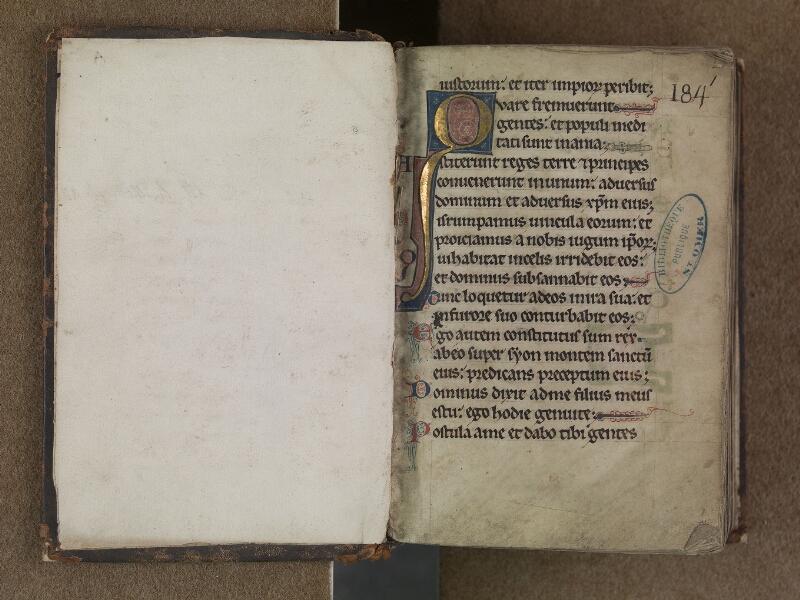 SAINT-OMER, Bibliothèque municipale, 0355, f. 000Av - f. 001
