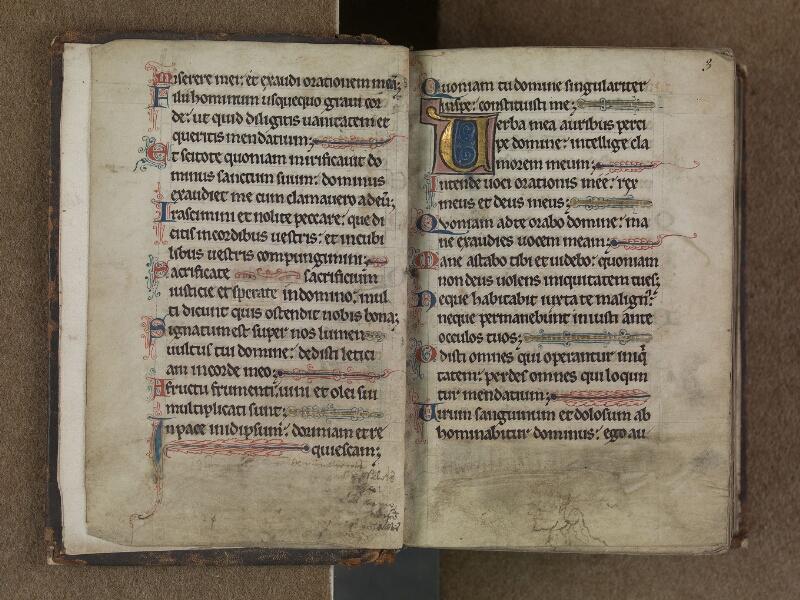SAINT-OMER, Bibliothèque municipale, 0355, f. 002v - 003