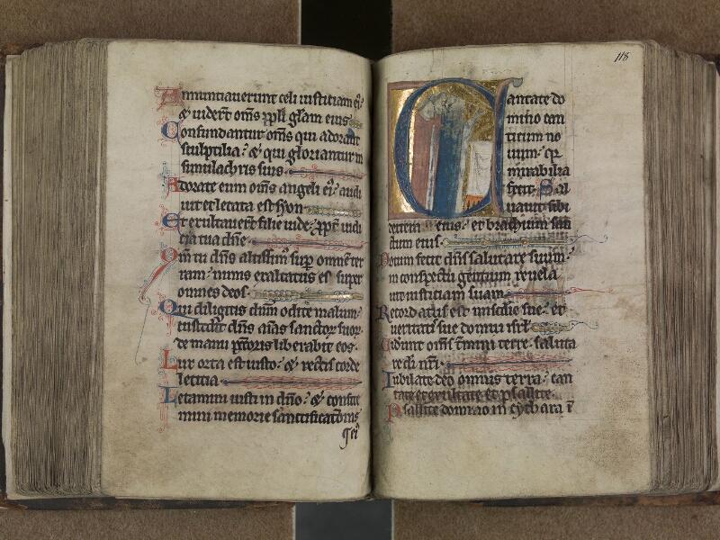 SAINT-OMER, Bibliothèque municipale, 0355, f. 117v - 118