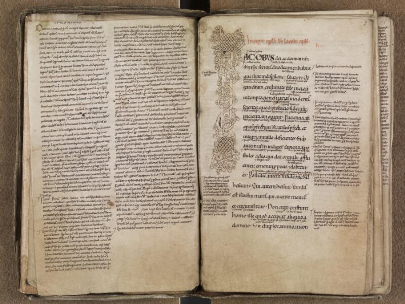 SAINT-OMER, Bibliothèque municipale, 0358, f. 001v - 002