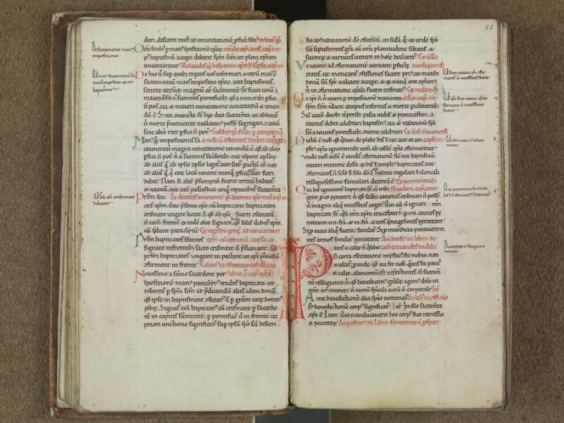 SAINT-OMER, Bibliothèque municipale, 0364, f. 021v - 022