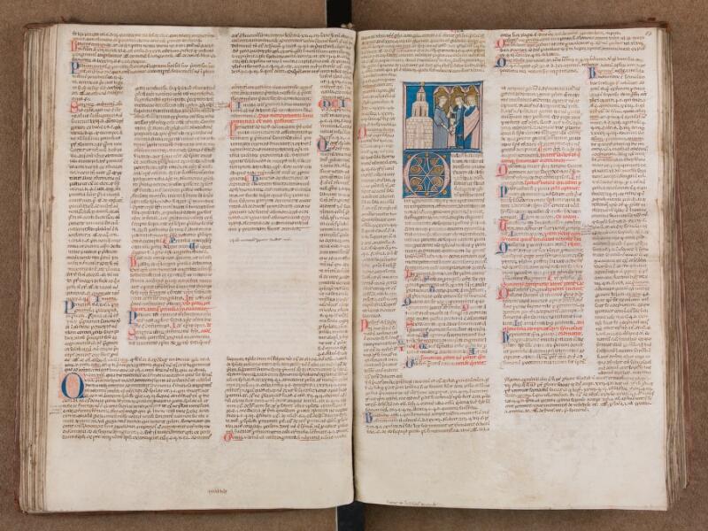 SAINT-OMER, Bibliothèque municipale, 0433, f. 086v - 087