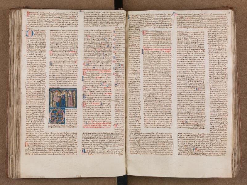 SAINT-OMER, Bibliothèque municipale, 0433, f. 106v - 107