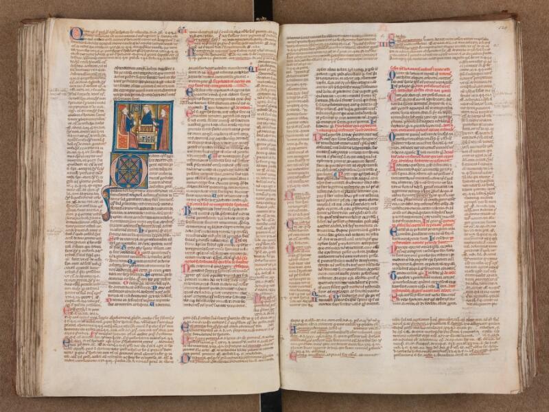 SAINT-OMER, Bibliothèque municipale, 0433, f. 123v - 124