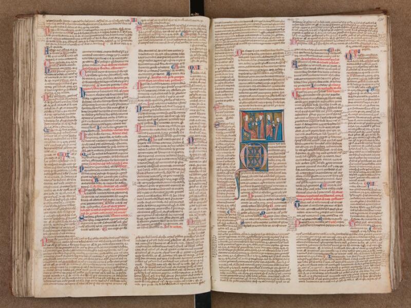 SAINT-OMER, Bibliothèque municipale, 0433, f. 129v - 130
