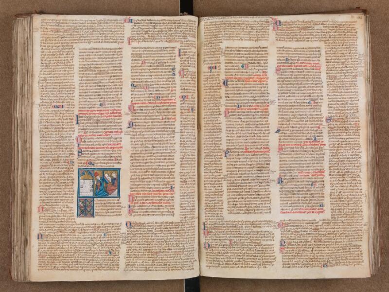 SAINT-OMER, Bibliothèque municipale, 0433, f. 131v - 132