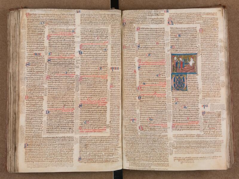 SAINT-OMER, Bibliothèque municipale, 0433, f. 135v - 136