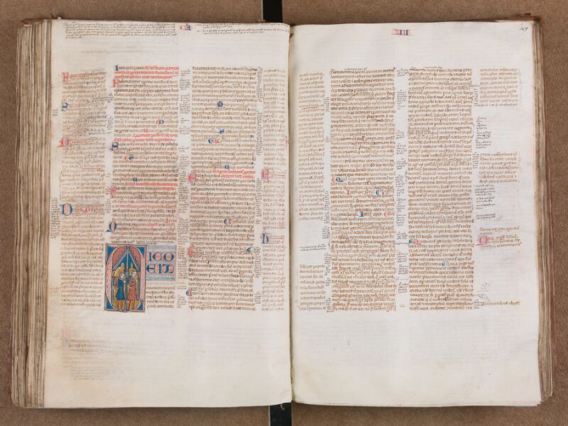 SAINT-OMER, Bibliothèque municipale, 0433, f. 168v - 169