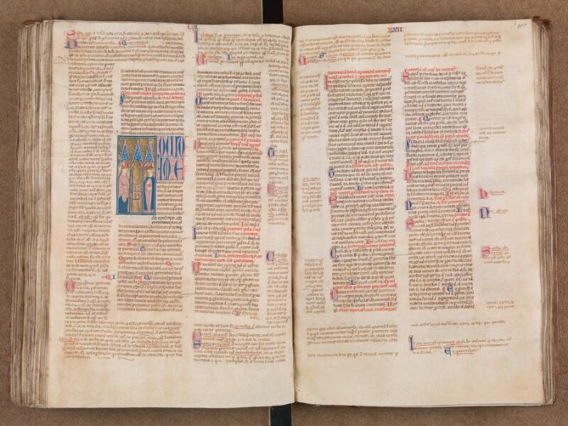 SAINT-OMER, Bibliothèque municipale, 0433, f. 200v - 201