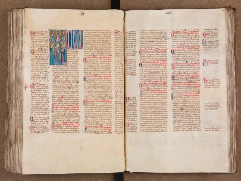 SAINT-OMER, Bibliothèque municipale, 0433, f. 235v - 236
