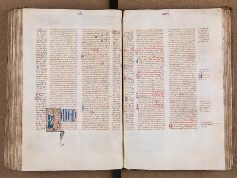 SAINT-OMER, Bibliothèque municipale, 0433, f. 238v - 239
