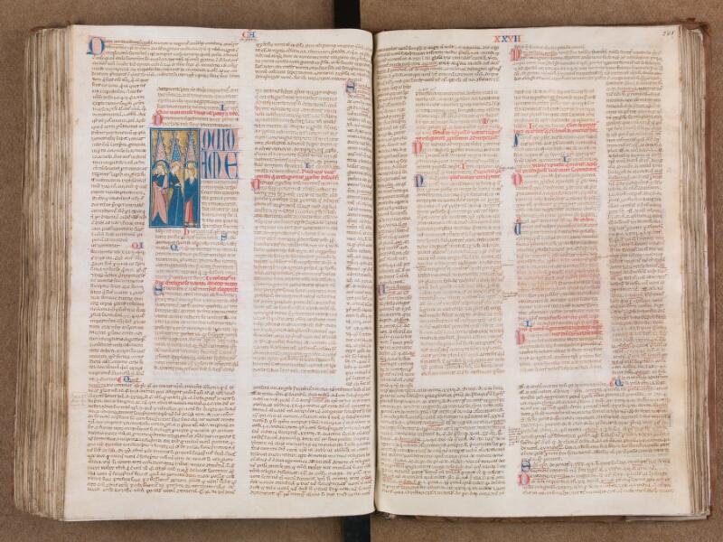 SAINT-OMER, Bibliothèque municipale, 0433, f. 244v - 245