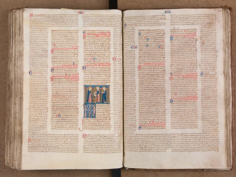 SAINT-OMER, Bibliothèque municipale, 0433, f. 255v - 256