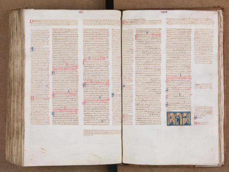 SAINT-OMER, Bibliothèque municipale, 0433, f. 302v - 303