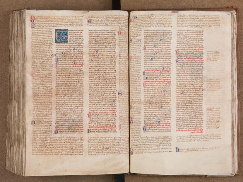 SAINT-OMER, Bibliothèque municipale, 0433, f. 303v - 304