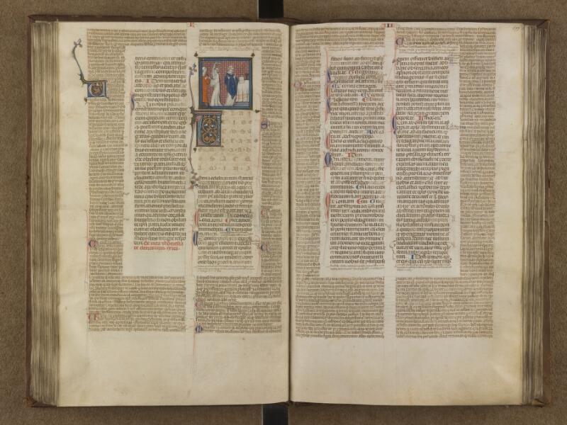 SAINT-OMER, Bibliothèque municipale, 0434, f. 158v - 159